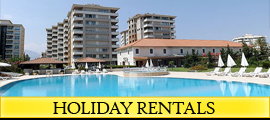 Seal Vip Holiday Rentals
