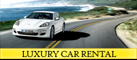 Seal Vip Luxury Car Rental